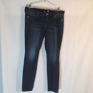Torrid skinny Jeans| 18R